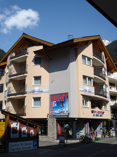 Skiurlaub, Appartments Alpenperle in Ischgl online buchen